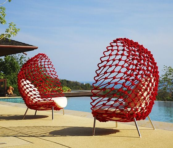 35 best KENNETH COBONPUE images on Pinterest Armchairs, Couches - balou rattan mobel kenneth cobonpue