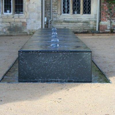 Tills Innovations outdoor water feature