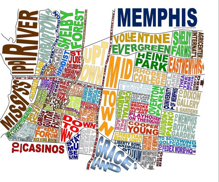 Memphison Us Map Globalinterco - Us word map