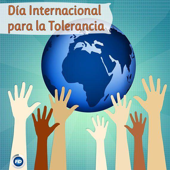 Hoy más que nunca, celebramos el Día Internacional para la #Tolerancia ► http://www.un.org/es/events/toleranceday/ …