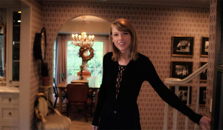 Inside Taylor Swift's Cozy L.A. Home and How to Get the Look