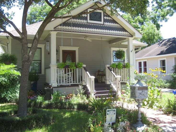 93 best My front yard bungalow dream images on Pinterest Home