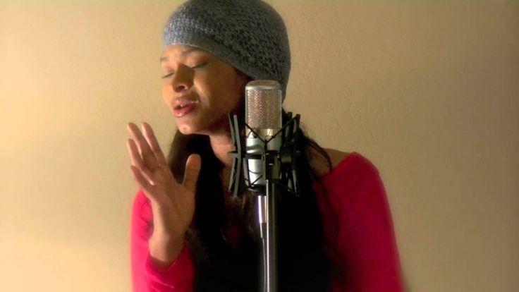 Whitney Houston - I Will Always Love You - Amanda Cole cover