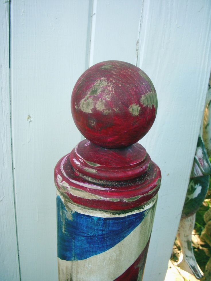 Antique Replica Handcrafted Barber Pole by Mike's Barber Poles by mikesbarberpoles on Etsy https://www.etsy.com/listing/66281409/antique-replica-handcrafted-barber-pole