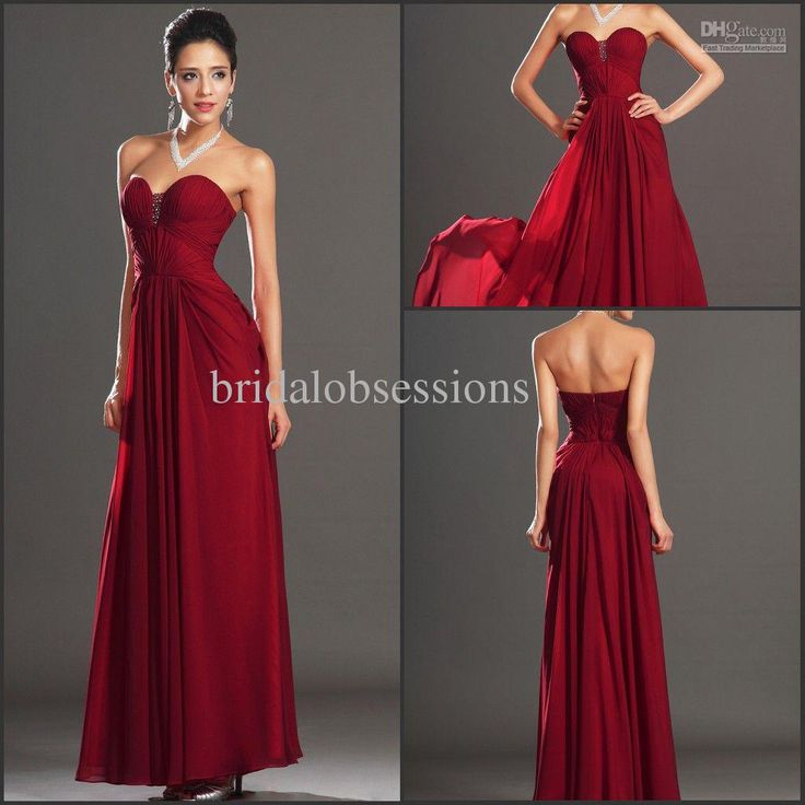 118 Best Stunning Red Dresses Images On Pinterest Party Wear