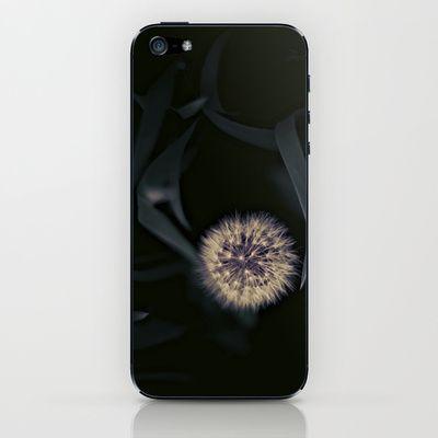 Entre sombras iPhone & iPod Skin by unaciertamirada - $15.00