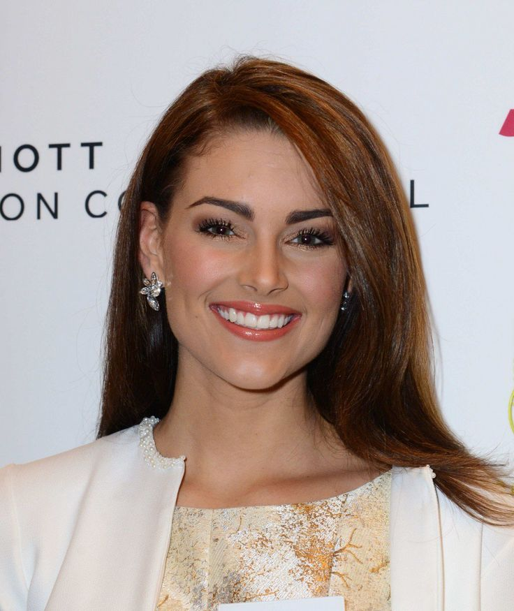 22-year-old Miss South Africa, Rolene Strauss.