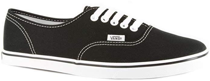 577a4bec59 Vans U Classic Authentic Black Black Canvas VN000EE3BKA Skate Shoe Review