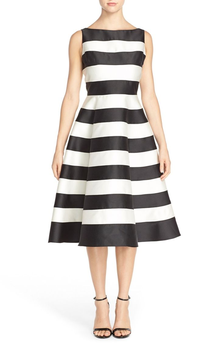 The inner circle black and white affair dresses