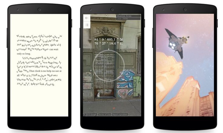 Developers and authors explain how they are experimenting with technology to publish 'unprintable' books – including a love story told through Google street view and a prison break with swappable recipes