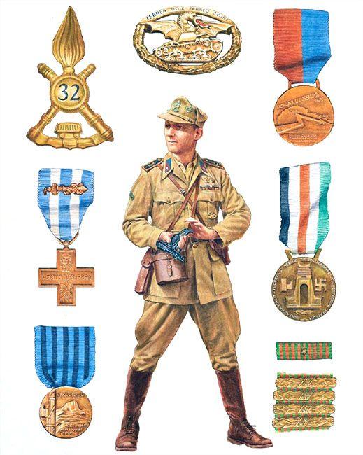 """Regio Esercito - Maggiore, 32º Reggimento carri, Divisione 'Ariete', 1942"""""""