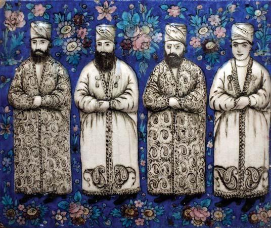 Prayer Rug Britannica: 95 Best Iran Tiles Images On Pinterest