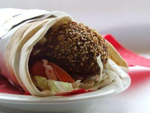 Falafel Imbiss und Partyservice mit arabischer Küche aus Hamburg