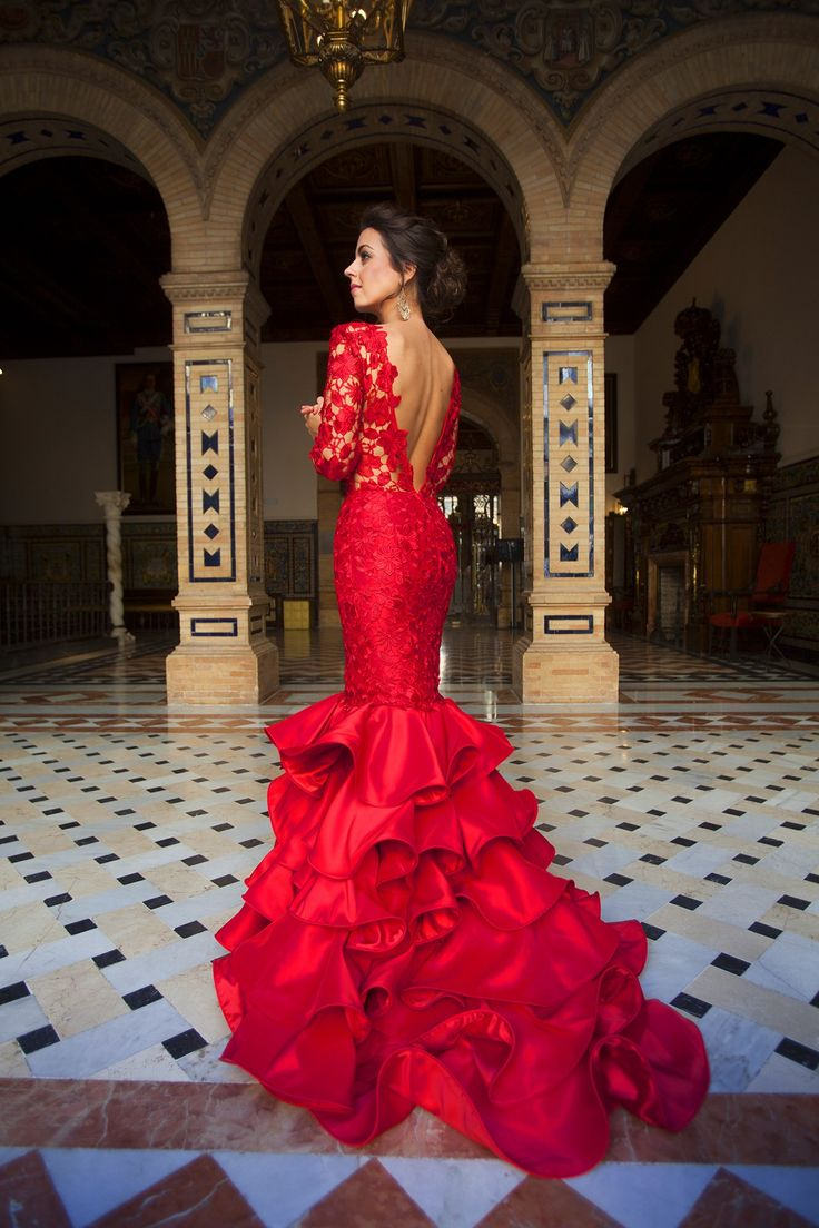 Flamenca. Enamorada de sus vestidos. 1sillaparamibolso