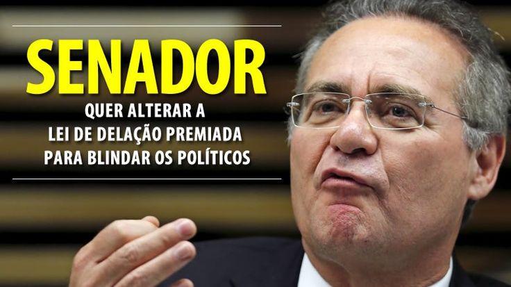 O presidente do senadoRenan Calheiros, investigado pela Lava Jato e alvo de mais de doze inquéritos no STF, desengavetouuma proposta perniciosaque prevê a punição de agentes públicos que trabalh…