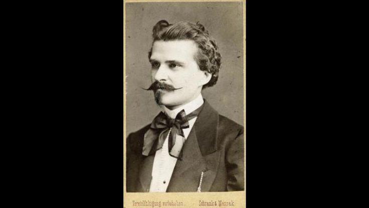 Eduard Strauss - Gruss an Prag, Polka francaise, Op. 144