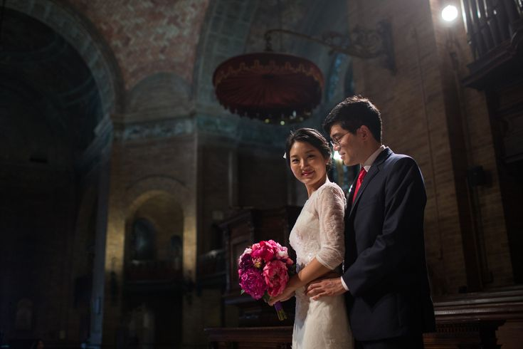 NY NJ NYC Wedding Photographer | St. Paul's Chapel Columbia University Wedding | http://www.bom-photo.com