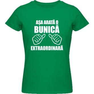Asa ar trebui sa arate orice #bunica extraordinara! #tricou #tricouri #TricouriPersonalizate