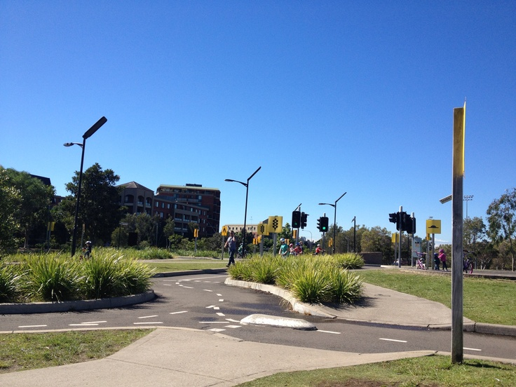 Sydney park playground in St Peters
