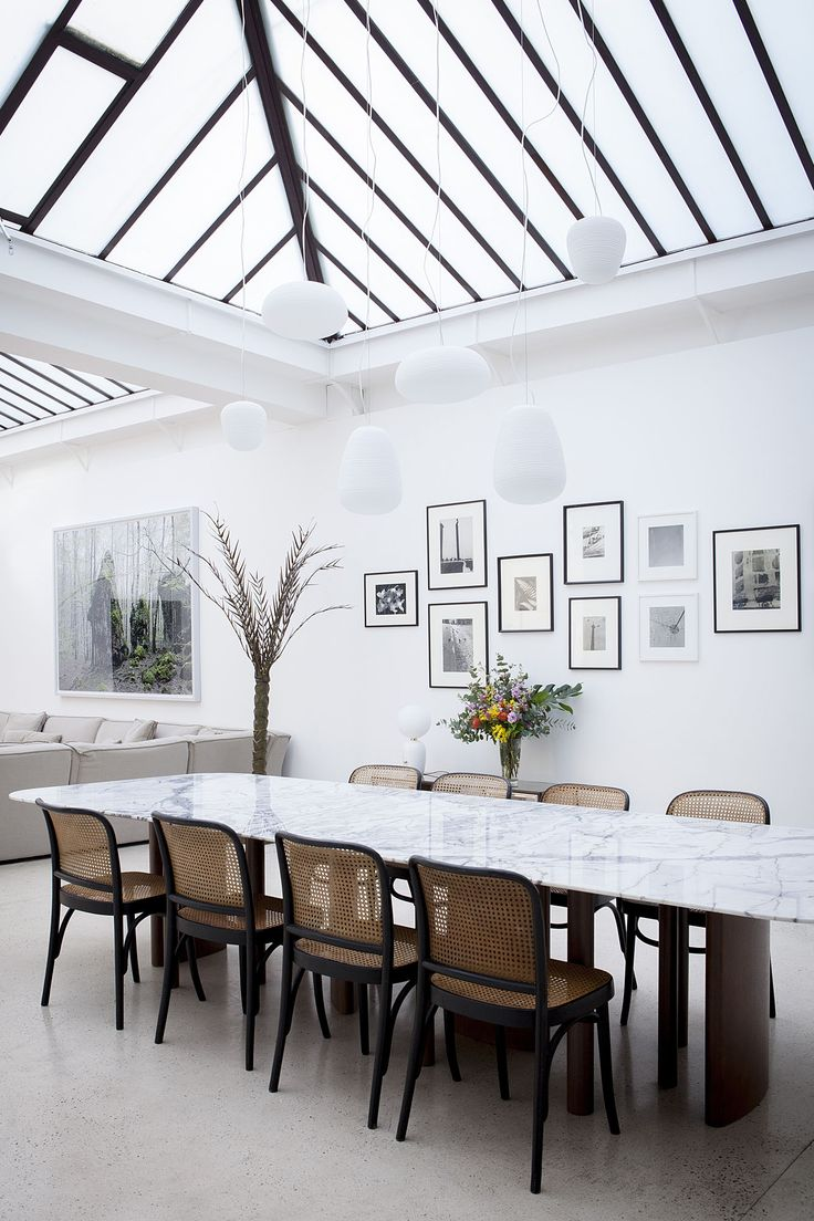 262 besten Dining Rooms Bilder auf Pinterest | Anbau, Einrichtung ...
