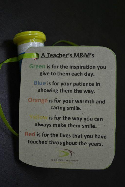 M Goodies for Teachers!