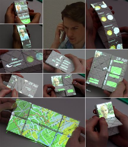 19 | Meet Paddle, The Incredible Shapeshifting Smartphone Of The Future | Co.Design | business + design
