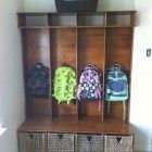 Ana White   Build a Small Locker Cabinet   Free and Easy DIY Project and Furniture Plans