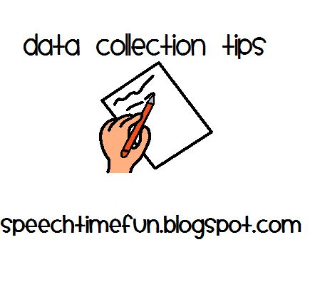 Data data data! - Speech Time Fun