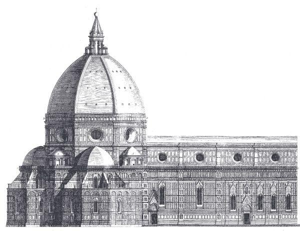 J1 - 4 -  Museo del Duomo (FC) 10h-17h - Dome 8h30-19h - Baptistère 11h15-19h - Campanile 8h30-19h30 (414 marches) - Crypte 10h-17h - RRR p.137 - 1/223 TA