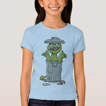 Oscar the Grouch Vintage 1 T-Shirt - click to get yours right now!