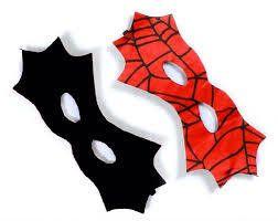 REV. SPIDER/BAT MASK