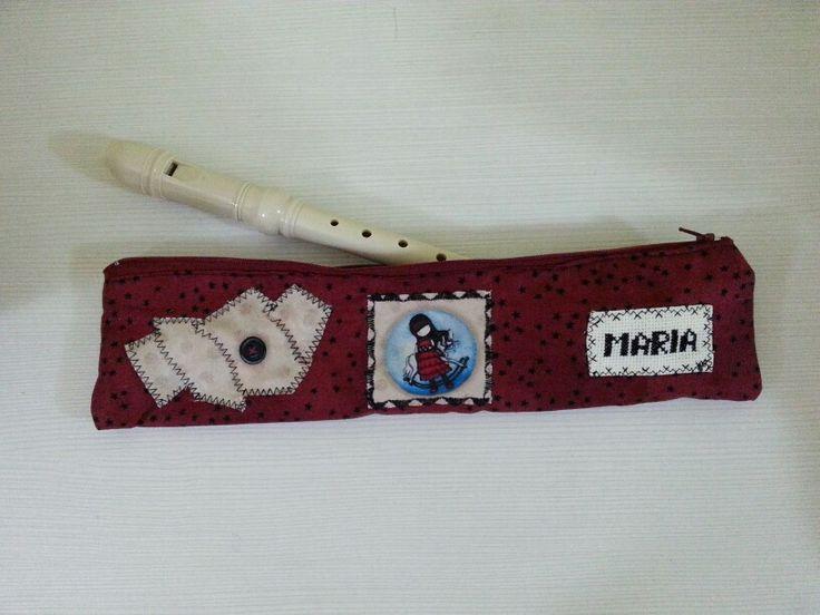 Funda para flauta Gorjuss