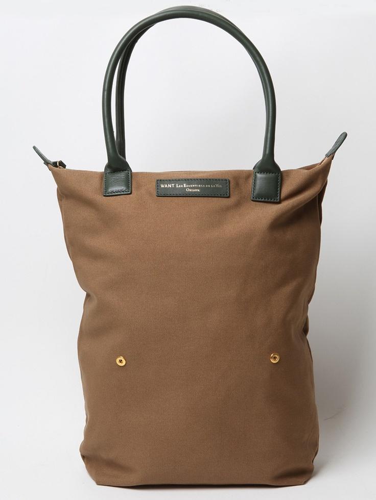 WANT Les Essentiels De La Vie Orly Shopper Bag.Shopper Bags, But Design, That'S Life, Men S Design, Design Accessories