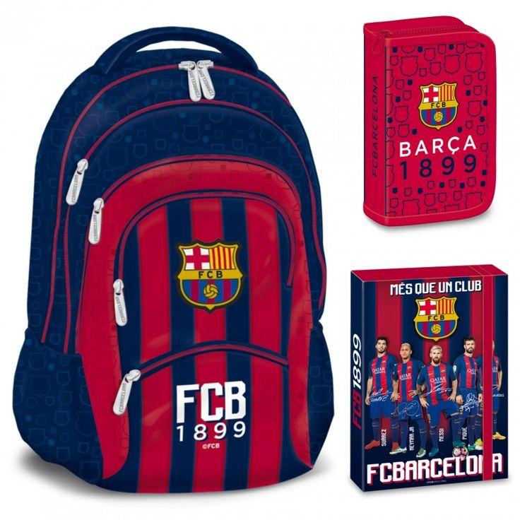 Školský set FC Barcelona 6