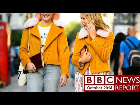 BBC News Report Oct 2014 with transcript video - To tip or not to tip, that is the question; How fashionable is business?; How dangerous are cats?