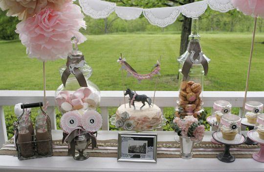 kentucky derby themeKids Parties, Birthday Parties, Theme Parties, Hors Theme, Parties Ideas, Bridal Shower, Kentucky Derby, Derby Parties, Baby Shower