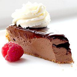 Sernik czekoladowy bez pieczenia | Blog | Kwestia Smaku