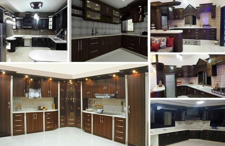 Custom Kitchen Wood Cabinets with Cost Effective Designs
