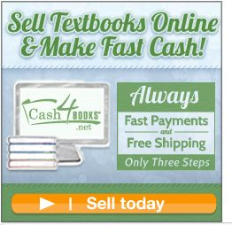 http://cash4books.net/index.php?ref=409175 Sell Textbooks Online For Cash on Cash4Books Do Online or / and you can send Link to your cell and download app where you can scan your books     1-GET A QUOTE     Type the ISBNs from your books into the form.     2-SHIP BOOKS     FREE shipping with our prepaid label.     3-GET CASH     Check or #PayPal payment upon receipt of book #CashForBooks #TextBooks #SchoolBooks  ╰ღ╮╭ღ╯★Visit★Retweet Facebook Page…
