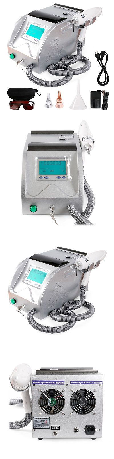 Tattoo Removal Machines: Nd Yag Q-Switch Laser Tattoo Removal Machine 1064Nm And 532Nm Beauty Device Lr201 -> BUY IT NOW ONLY: $1395.0 on eBay!