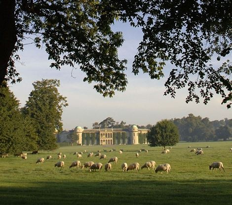 The Goodwood Estate, Chichester UK. #BelstaffAdventure