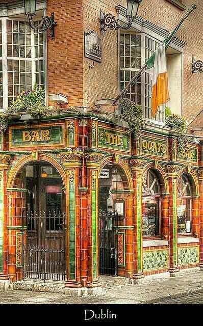 The Quays Bar Dublin