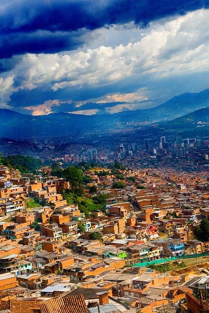 Medellin, Colombia  Mi Cuidad ♥