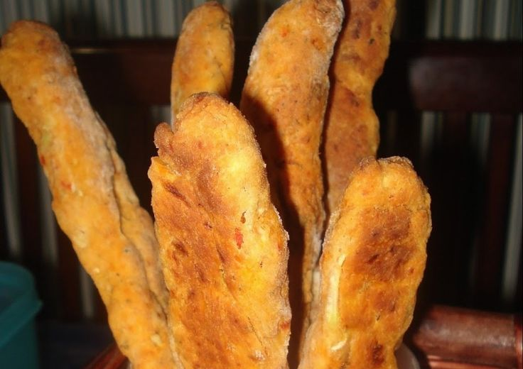 Κριτσίνια λαχανικών :Μια εύκολη και υγιεινή συνταγή για σχολικό κολατσιό