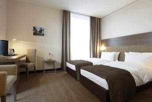 InterCityHotel Mannheim: The InterCityHotel Mannheim is situated in the city's famous tourism and shopping district.   http://www.mannheim-hotel.com/intercityhotel-mannheim/