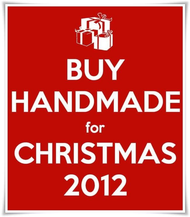 Buy Handmade for Christmas
