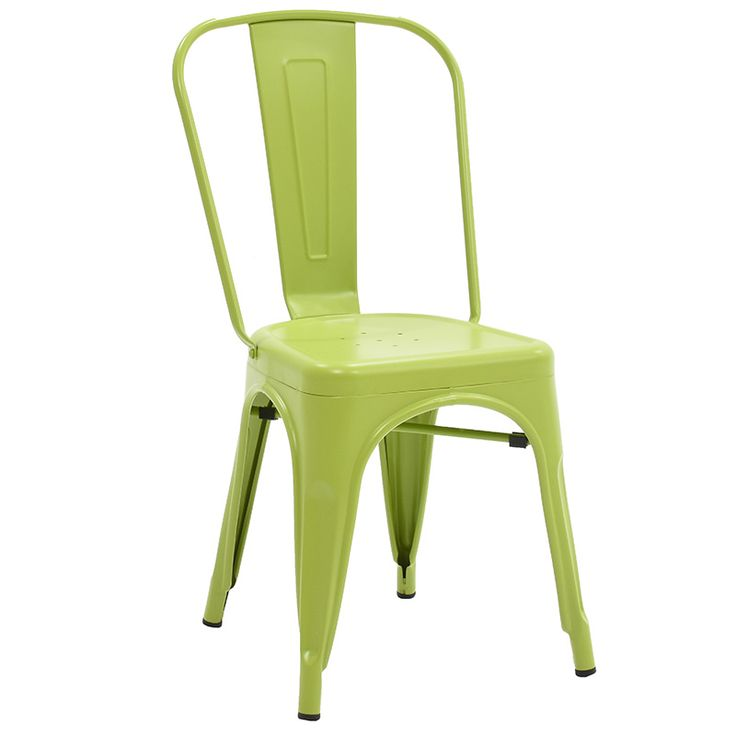Chair Utopia metal green