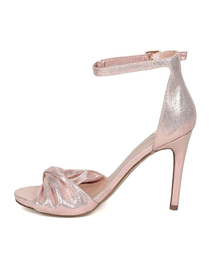 Breckelle's Women Vegan Stiletto Sandal - Peep Toe Heel - Ankle Strap Stiletto Heel - Wedding, Formal, Prom, Dance, Party - GI68 -- Read more reviews of the product by visiting the link on the image. (This is an affiliate link) #shoeslover