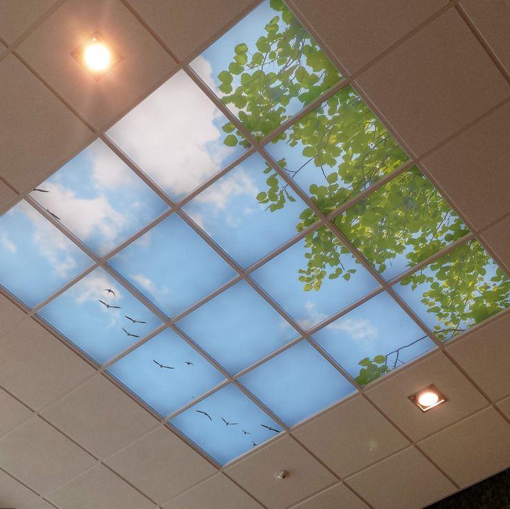 Ceiling66 plafond bij SKO Enschede