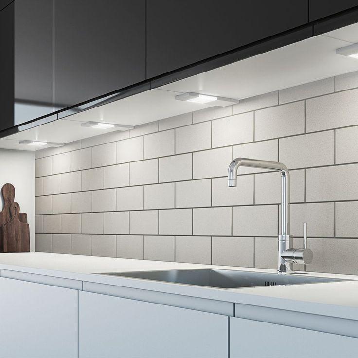 15 best under cabinet and pelmet lighting - kitchens ...